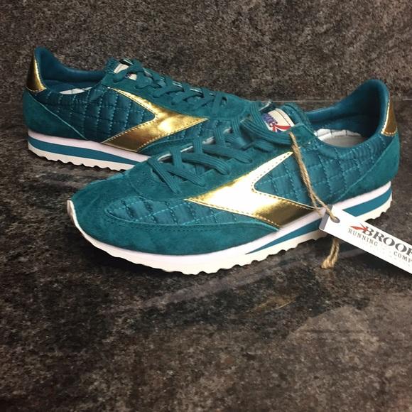 74c61d5c21092 🔥Last One Brooks Vanguard Retro Inspired Sneakers